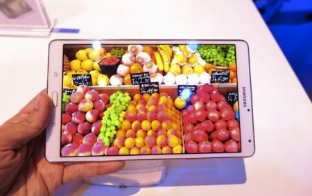 Así es el nuevo y atractivo Samsung Galaxy Tab S