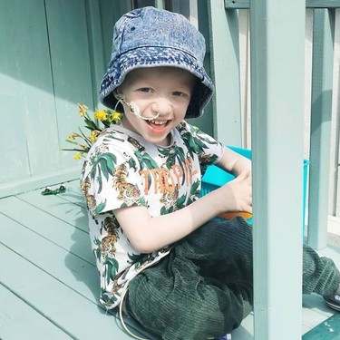 La historia de Archie, el niño de cuatro años con cáncer que ha vencido al coronavirus