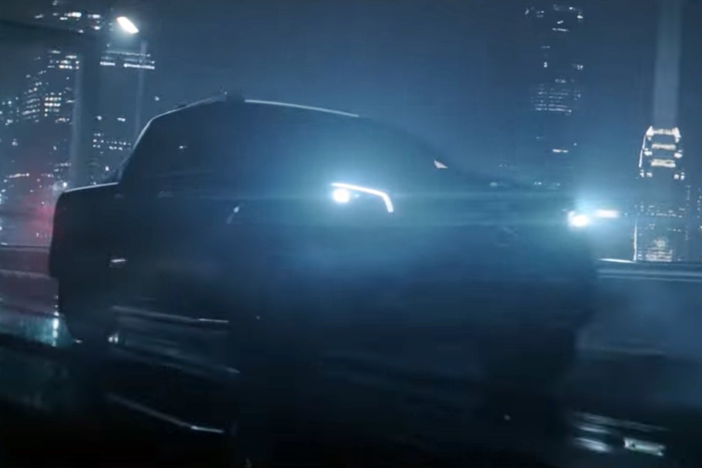 Mercedes Benz Clase X 1