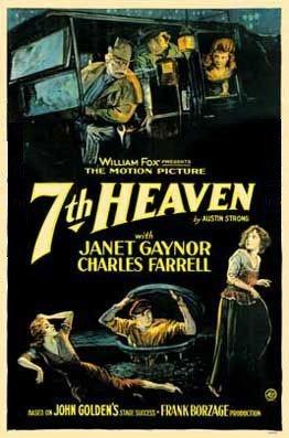 El amor en 32 películas (I): 'El séptimo cielo' de Frank Borzage