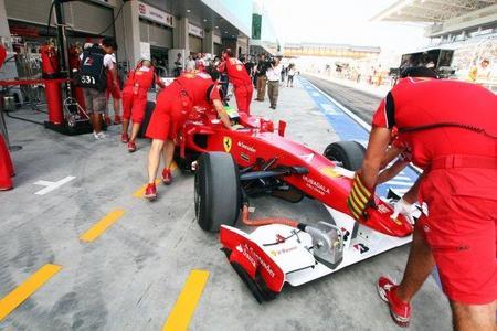 Stefano Domenicali quiso dejar Ferrari tras Abu Dhabi