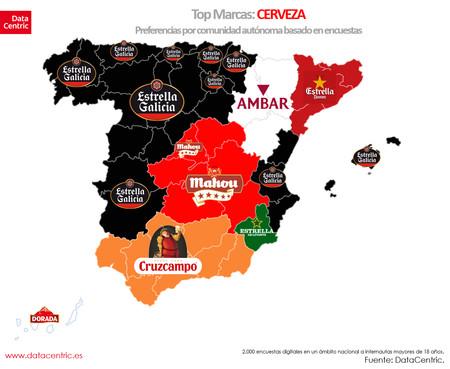 Mapa Cervezas