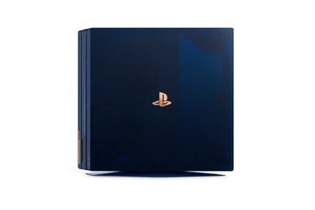 El PS4 Pro edición limitada translúcido que celebra los 500 millones por fin se puede comprar en México