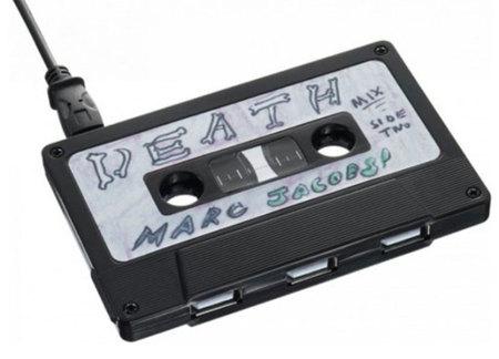 El hub cassette de Marc Jacobs