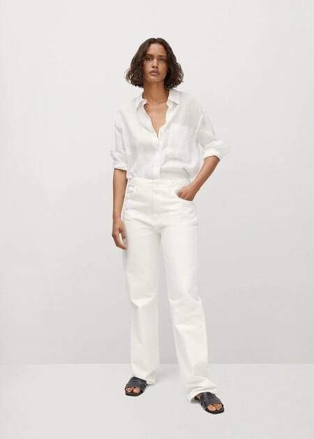Como Combinar Una Camisa Blanca Segun Estilistas De Mango