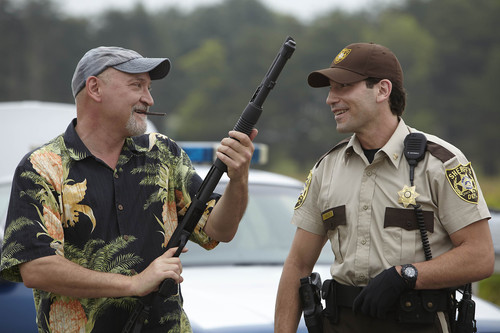 """Voy a empezar a matar gente"""": los emails de Frank Darabont que explican su despido de 'The Walking Dead'"""