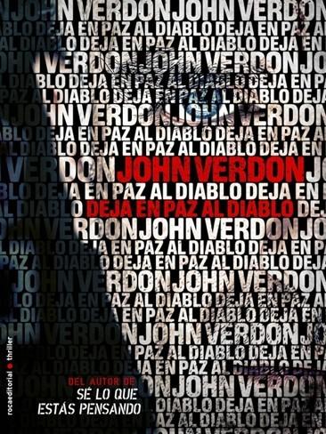John Verdon quiere hacernos pasar un mal verano con 'Deja en paz al diablo'