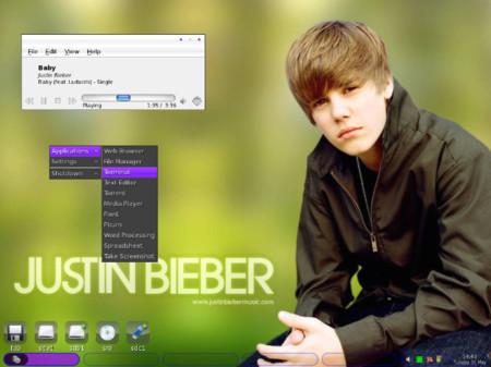 """Del software libre al software """"Bieber"""". La imagen de la semana"""