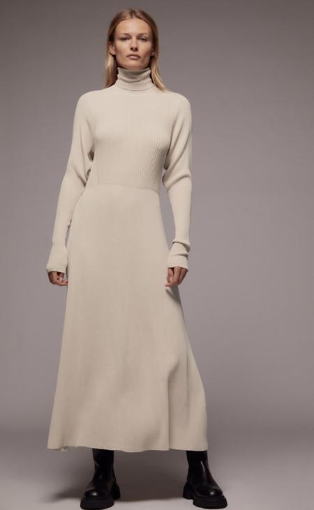 Vestido Punto Zara4