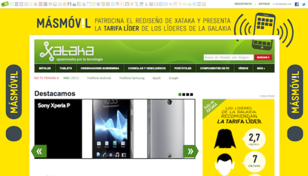 WeblogsSL estrena hoy en Xataka el rediseño de sus publicaciones (y muy pronto en Applesfera)
