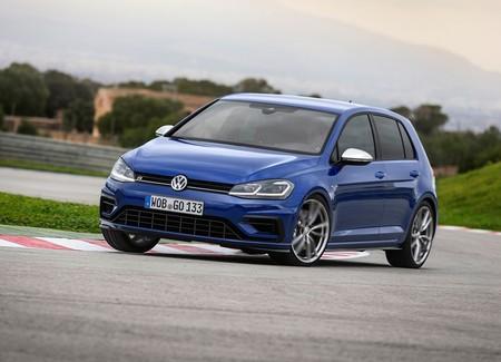 ¡Agárrate! Volkswagen coquetea con la idea de 400 hp para el próximo Golf R