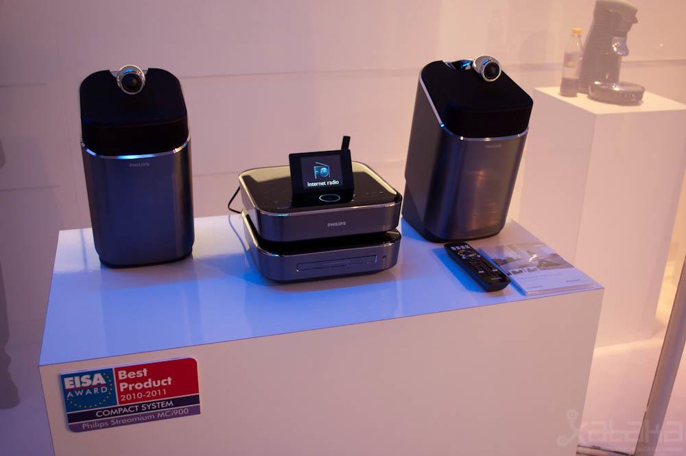 Philips SoundSphere MCi900