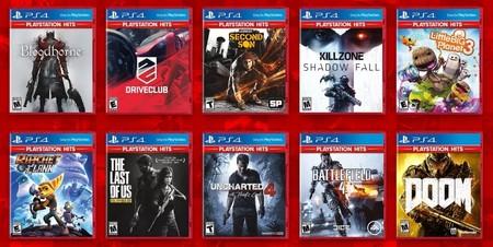 PS4 - Juegos Físico