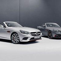 Mercedes-Benz Clase SLC RedArt. Un par de detalles en rojo y listo, ¡tienes una edición especial!