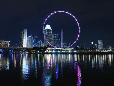Nunca habrás visto un timelapse tan espectacular de Singapur: tiene más de un millón de fotos