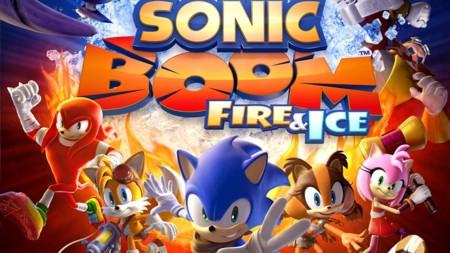 Sonic Boom: Fire & Ice sigue en camino y aquí tienen su tráiler para el E3