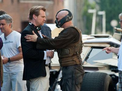 Tom Hardy quiere ser James Bond y apuesta por Christopher Nolan como director