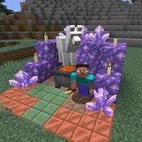 La actualización de Minecraft dedicada a las cuevas y montañas se dividirá en dos partes: una llegará en verano y otra a finales de año