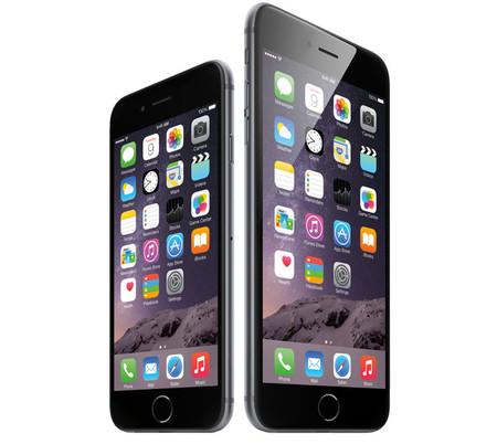 04a9152390e Estos son los precios oficiales del iPhone 6 y 6 Plus en México