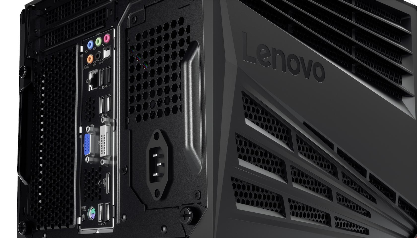 Foto de Lenovo IdeaCentre Y710 Cube (6/9)