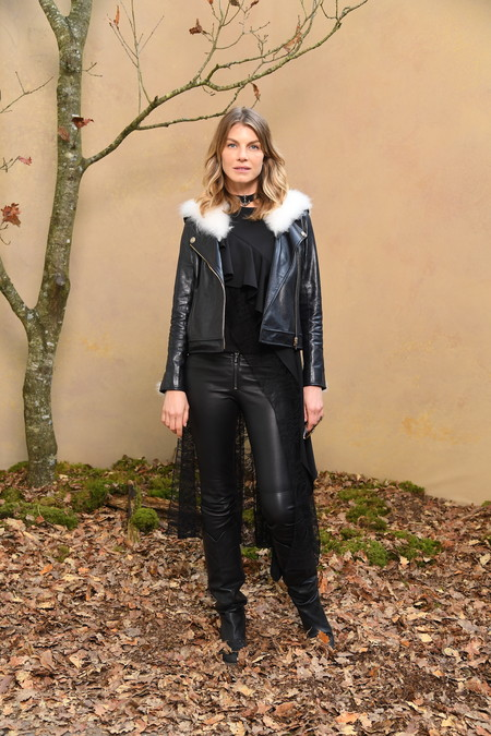 27 Angela Lindvall Fall Winter 2018 19 Ready To Wear Collection