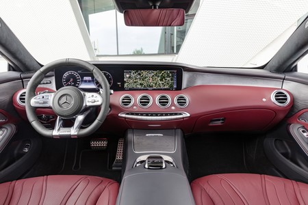 Mercedes Benz Clase S Coupe 2018 003