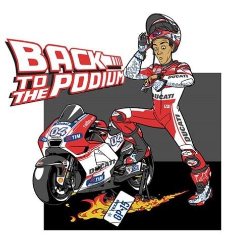 Rich Lee Draws!!! O entender la moto a golpe de pincel