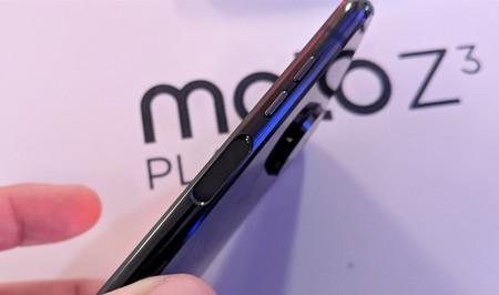 Moto Z3 Play Primeras Impresiones Sensor Huellas