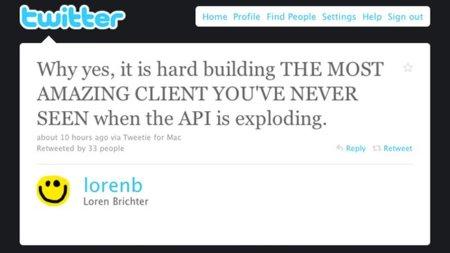 """Twitter está trabajando en """"el cliente más increíble que hayas visto nunca"""""""