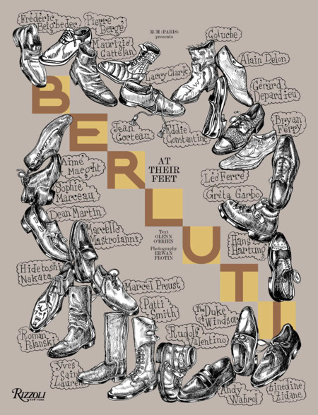 """Berluti celebra su 120 Aniversario con un libro """"At Their Feet"""" del que sólo existen 200 ejemplares"""