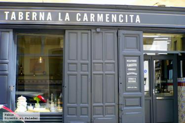 Taberna La Carmencita. Los platos tradicionales están de moda