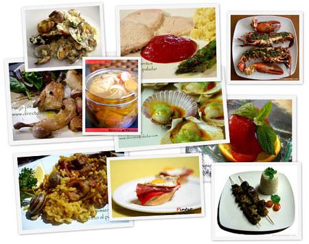 El Menú Semanal en Directo al Paladar | del 13 al 18 de abril