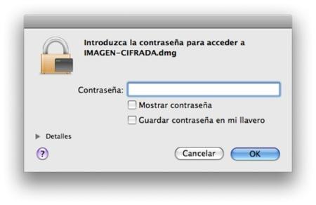 Cifra tus archivos fácilmente en Mac OS X