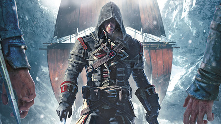 Assassin's Creed Rogue Remastered sube a 4K y llegará el próximo 20 de marzo a PS4 y Xbox One
