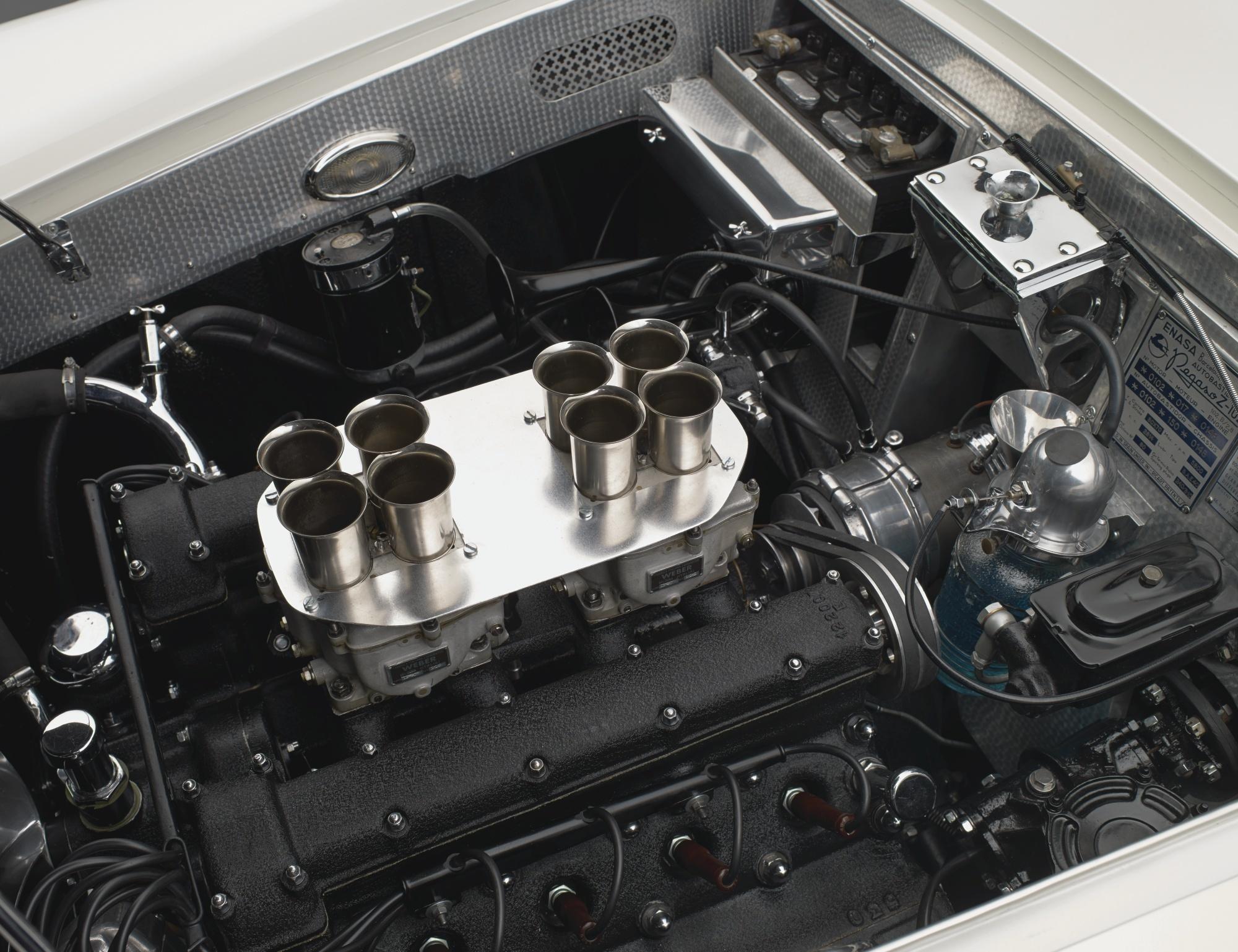 Engine Cars