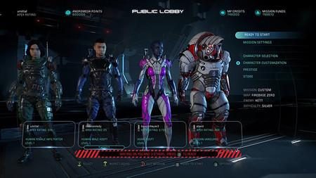 El nuevo vídeo de la serie de gameplays de Mass Effect: Andromeda se centra en el multiplayer