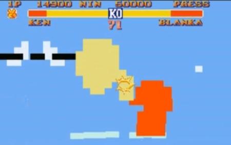 ¿Cómo habría sido el 'Street Fighter II' si hubiese salido en 1981?