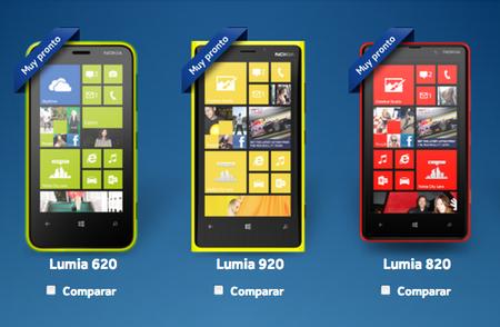Nokia Lumia México