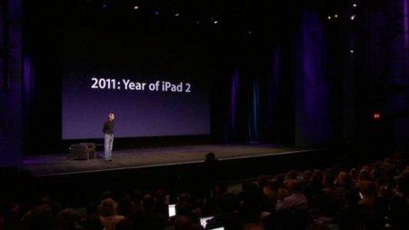 ¿El año de iPad 2? ¿O tal vez de Honeycomb? Imagen de la semana