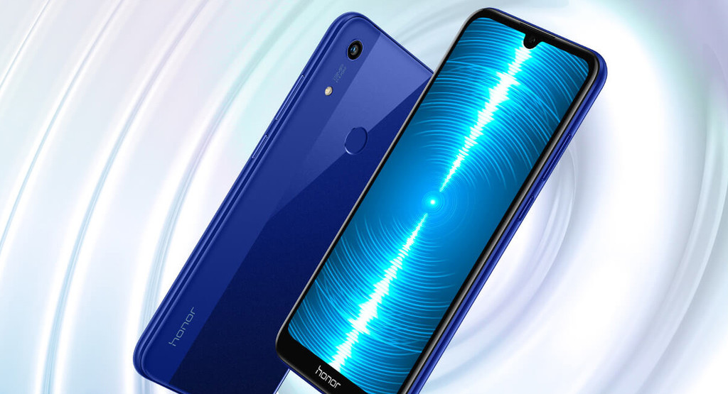 New Honor 8A: the input range is renewed with the adjusted price of always