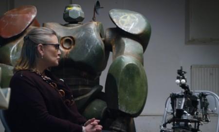 Ridley Scott, Carrie Fisher y la inteligencia artificial en un anuncio de Oscar - la imagen de la semana