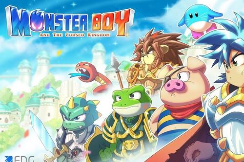 Ahora que está en PC, sobran los motivos para jugar a Monster Boy and the Cursed Kingdom, uno de los grandes de 2018
