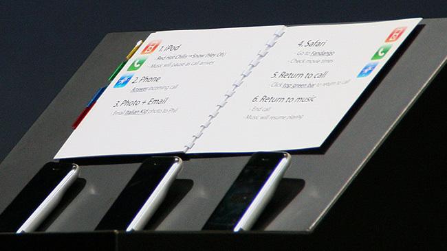 Notas de Steve Jobs