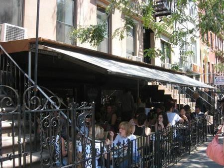 Original Cafe Orlin Nyc Brunch Review Terrace