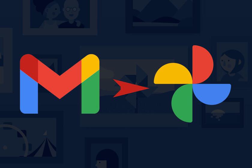 Cómo guardar en Google Fotos una imagen recibida por Gmail thumbnail