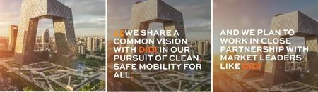 La Alianza Renault-Nissan-Mitsubishi crea sinergia con Didi