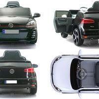 El Volkswagen Golf GTI se vuelve eléctrico y descapotable para convertirse en el regalo perfecto