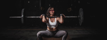 Si se te resisten los thrusters de CrossFit, estos tres ejercicios te preparan para ellos