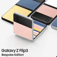 Galaxy Z Flip3 Bespoke Edition: Samsung revive Moto Maker y permite personalizar su plegable con 49 posibles combinaciones de colores