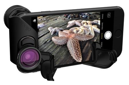 Olloclip lanza su catálogo de lentes intercambiables para el iPhone 7 y el iPhone 7 Plus